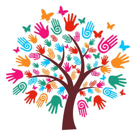 Иконка - благотворительность в B2B