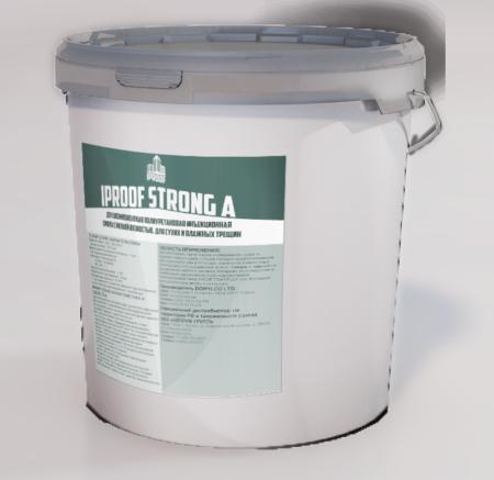 Двухкомпонентная полиуретановая инъекционная смола IPROOF STRONG A