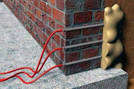 усиление стен